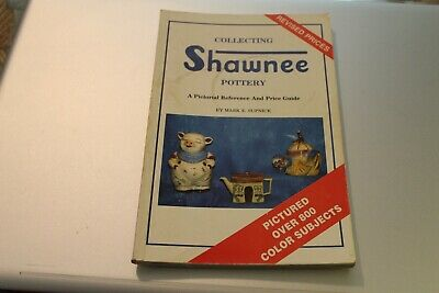 Vintage Collecting Shawnee Pottery Book 1989