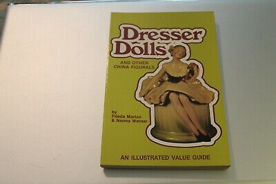 Vintage Dresser Dolls And Other China Figurals Price Guide