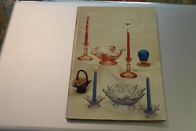 Vintage Glass Review Booklet 1983