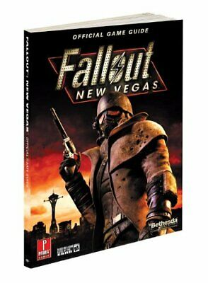 Fallout: New Vegas Official Game Guide (Prima Official by Prima Games 0307469948