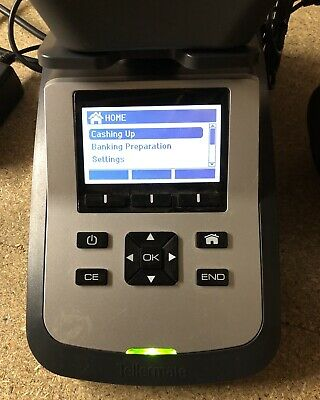TellerMate T-ix 2000 Money Counter With Thermal Printer