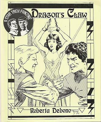 STAR TREK Fanzine DRAGON'S CLAW