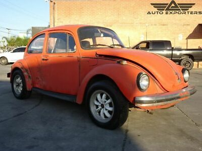 1974 Volkswagen Beetle - Classic  1974 Volkswagen Beetle Clean Title Vehicle Priced To Sell!! Won't Last L@@K!!