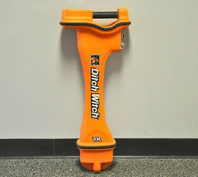 Ditch Witch Subsite TK Tracker Cable Pipe Locator DrillLok Recon Wand Model