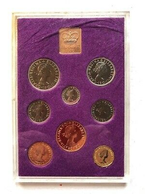 1970 Coinage Of Great Britain and Northern Ireland Proof Coin Set