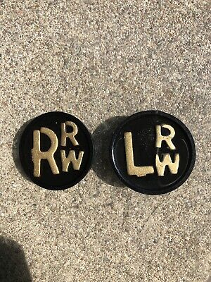 Xray Markers One Set Only RW Initials