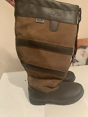 Mark Todd Country Boots Waterproof Breathable Wide or Standard Calf 36EU-45EU