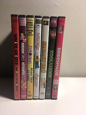 Classic Funny Dvd Lot | 7 DVD's Included