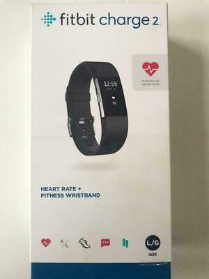 Fitbit Charge 2 Fitness watch Activity Tracker Plum Black Teal Small Large