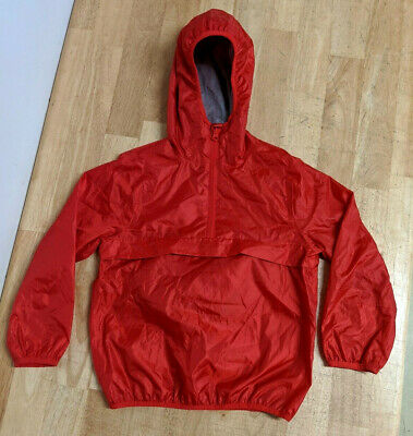 Childs NEXT Red Waterproof Jacket / Cagoule - Age 7 Yrs