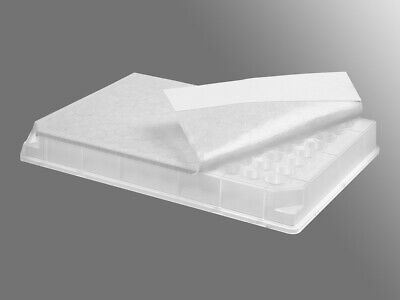 Axygen® Breathable Sealing Film for Tissue Culture, Deep Well, 96-well Microplat