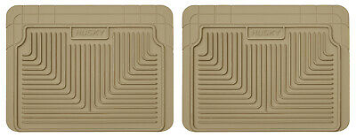 Husky Liners 2nd Or 3rd Seat Floor Mats