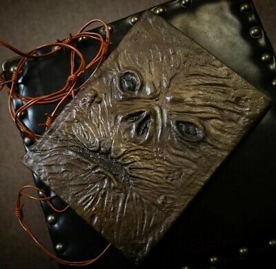 NEW! Book Of The Dead Necronomicon With Pages (Inspired by Evil Dead) Must See!