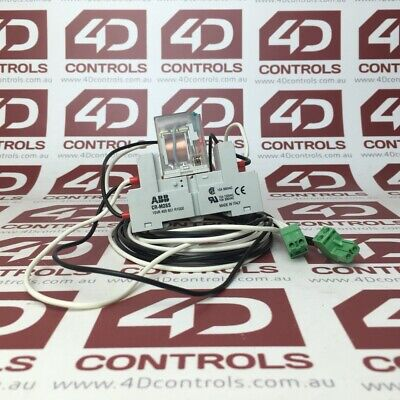 CR-M2SS | ABB | CR-M2SS Standard socket for 2c/o CR-M relay - New No Box