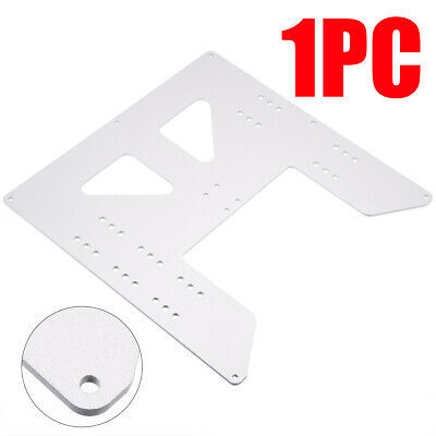 Anodized Aluminum Y Carriage Plate Upgrade Parts for Prusa i3 Anet A8 3D Printer