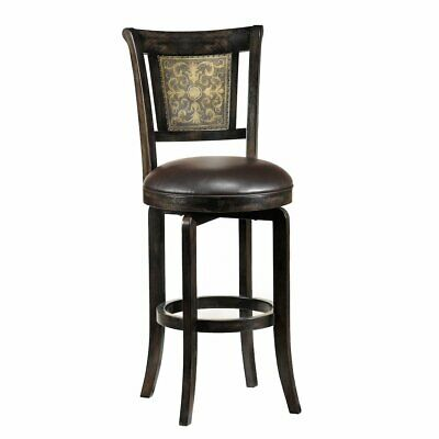 Camille Swivel Counter Height Stool