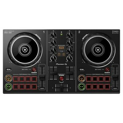 PIONEER DDJ-200 Wireless Smart DJ Controller Mixing Console Deck inc Software