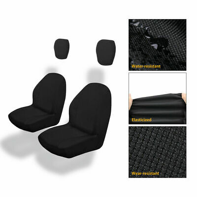 KEMIMOTO UTV Bench Seat Cover For Yamaha Rhino 450 660 700 4X4 2004-2013