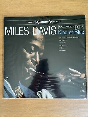 Miles Davis Kind Of Blue (2011, Vinyl Record)
