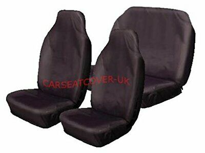 LAND ROVER FREELANDER 1 5 DOOR FRONT WATERPROOF GREY SEAT COVERS SET DA2811GREY