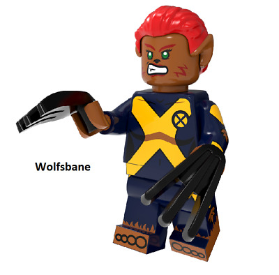 New Custom Minifigure Lego Dove Character DC Titans Movie New Versions Toy Gift
