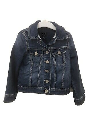 Girls Gap Denim Jacket Age 4, Hardly Worn, Excellent Condition