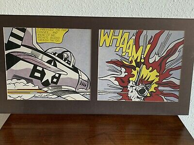 roy lichtenstein original
