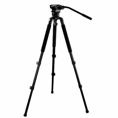 E-Image 760AT Aluminum tripod with GH03 Fluid Head