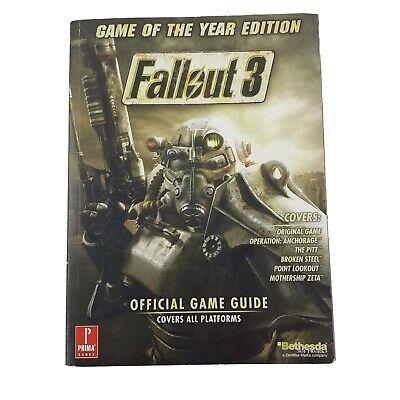 Fallout 3 Game of the Year Edition : Prima Official Game Guide by David Hodgson