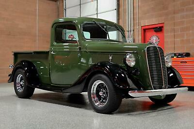 1937 Ford Other Shortbed Pickup 1937 Ford 1/2 Ton Shortbed Pickup RARE Beautifully Restored Absolutely Gorgeous