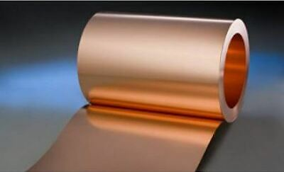 Copper Adhesive Tape 0.1 Meter To 100 Band Thick 0.1mm Width 600mm