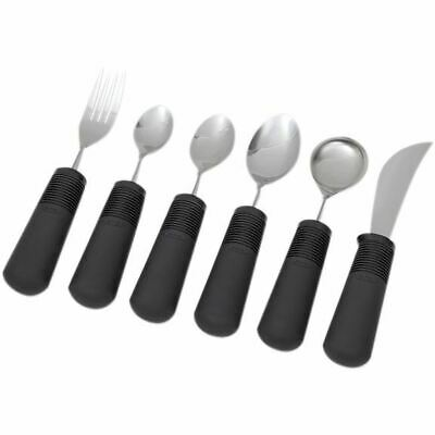 Good Grips Bendable or Weighted Cutlery, thick/ built-up/ easy-grip handle