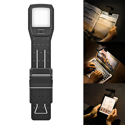 Portable Book Light LED Travel Reading Lamp For All-New Kindle E-reader Night