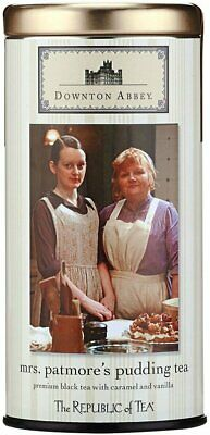 Downton Abbey Mrs. Patmore's Pudding Tea, The Republic of Tea, 36 tea bag