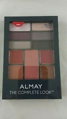Almay The Complete Look Makeup Palette #100 #200 #300 Choose Color