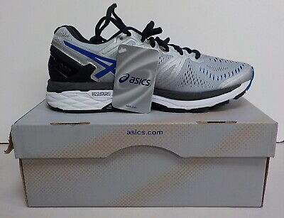 Asics Gel-Kayano 23 Men's Running Shoes Size 7- T646N - Silver