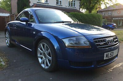 Audi TT 225 Quattro, Low miles, Family Owned From New, Full Service History