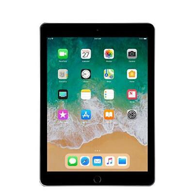 Apple Ipad 6 th Generation, 9.7 Inch Space Gray 32GB (Wi-Fi + Cellular) A1954