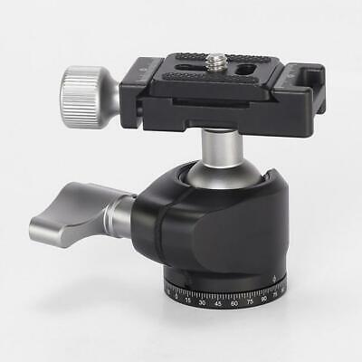 Leofoto LH-25 Mini Ball Head with PU25 Quick Release Plate