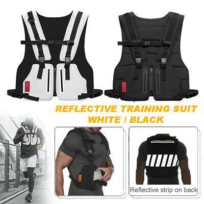 Outdoor Tactical Assault Sports Fitness Protective Vest Training Suit