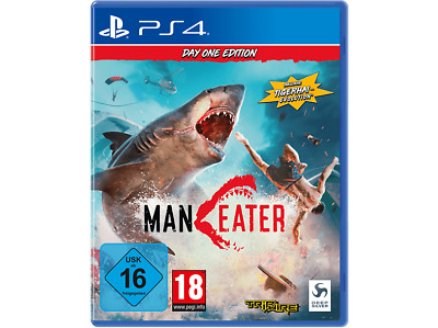 Maneater Day One Edition + Bonus PS4