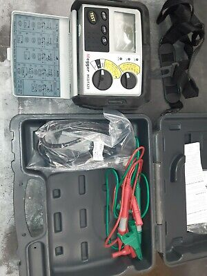 Megger RCDT320 Automatic RCD Tester