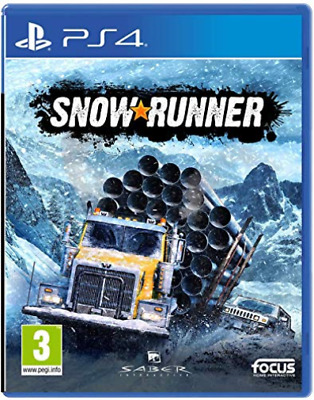 PS4-Snowrunner /PS4 GAME NUEVO