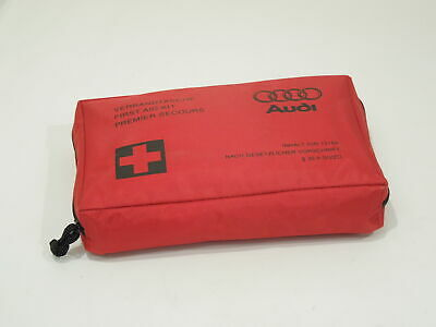 Audi A8 D3 First Aid Kit Red Case 4E0860282A