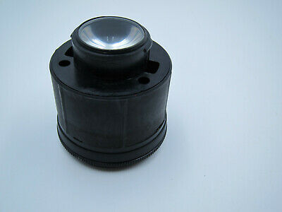 LEITZ Microscope Bottom Light Collecting Lens with Diaphragm, Type 512664