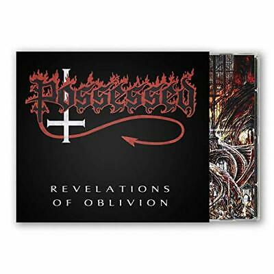 Possessed-Revelations Of Oblivion CD NUOVO