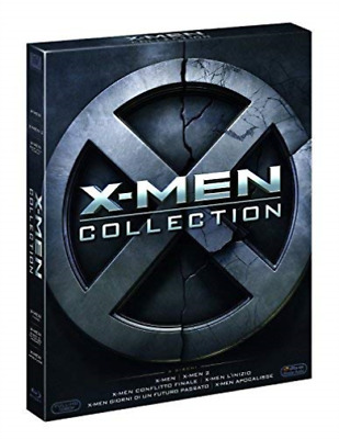 X-Men Complete Collection 6 Film (Bs) Blu-Ray NUOVO