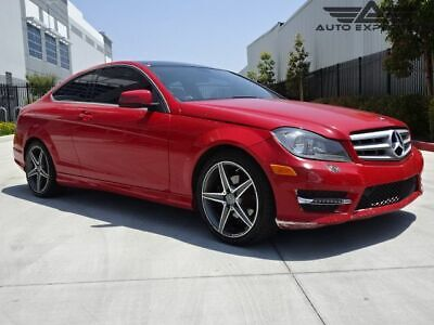 2013 Mercedes-Benz C-Class C 250 2013 Mercedes-Benz C-Class Salvage Damaged Vehicle! Priced To Sell! Wont Last!!!