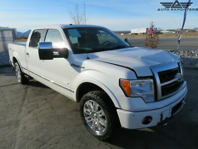 2012 Ford F-150 XL/XLT/FX4/Lariat/King Ranch/Platinum 2012 Ford F-150 Salvage Damaged Vehicle! Priced To Sell! Wont Last! Must See!!