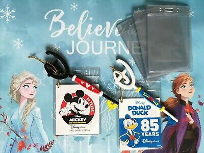 Sleeves / Covers / Protectors for Disney Opening Key tags - pack of 5